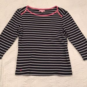 Lilly Pulitzer striped Tee